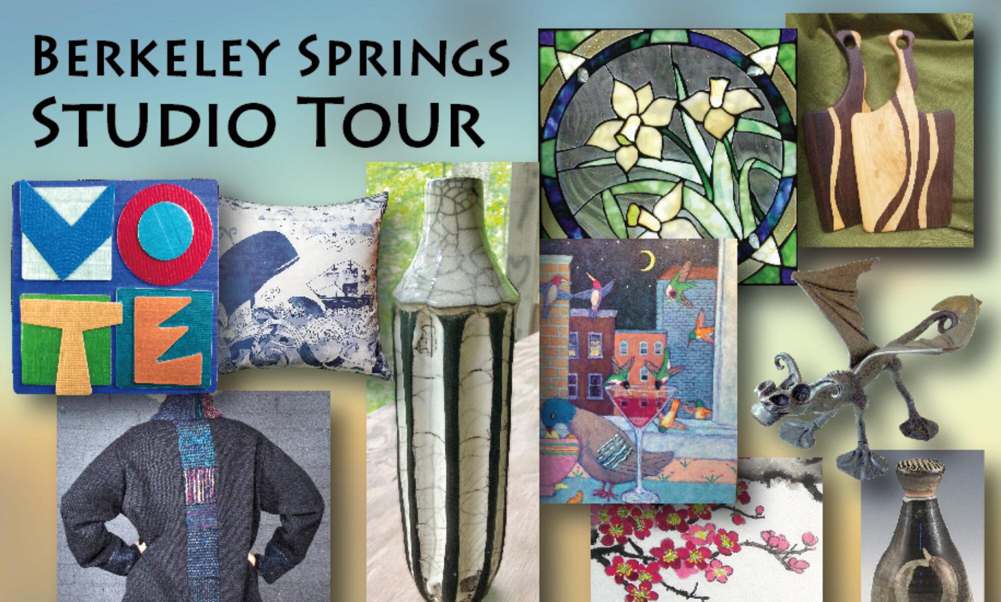 Berkeley Springs Studio Tour